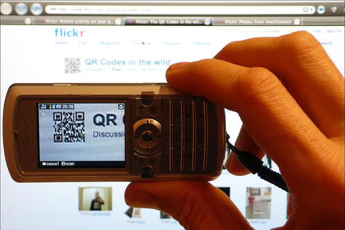 Scan QR Codes with Your Smart Phone